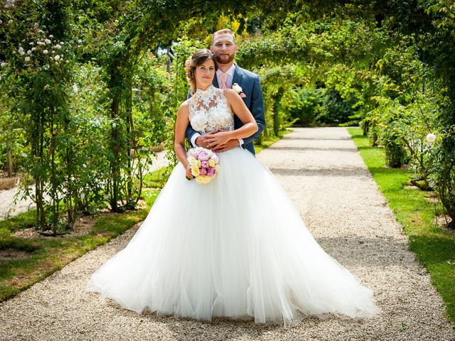 Le mariage de Jeremy et Romane à L'Hay-les-Roses, Val-de-Marne 1