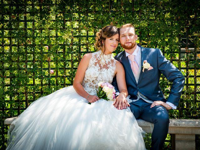 Le mariage de Jeremy et Romane à L'Hay-les-Roses, Val-de-Marne 2