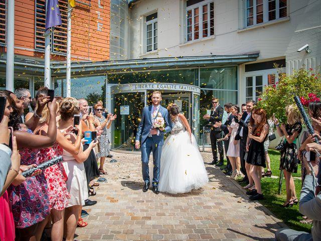 Le mariage de Jeremy et Romane à L'Hay-les-Roses, Val-de-Marne 20