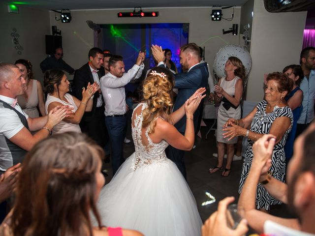 Le mariage de Jeremy et Romane à L'Hay-les-Roses, Val-de-Marne 23