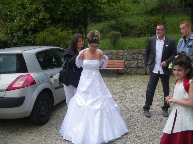 Le mariage de Isabelle et Philippe à Le Cheylard, Ardèche 9