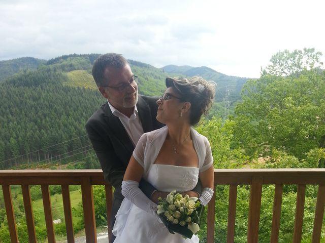Le mariage de Isabelle et Philippe à Le Cheylard, Ardèche 7