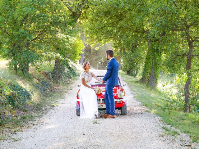 Le mariage de Marie et Augustin