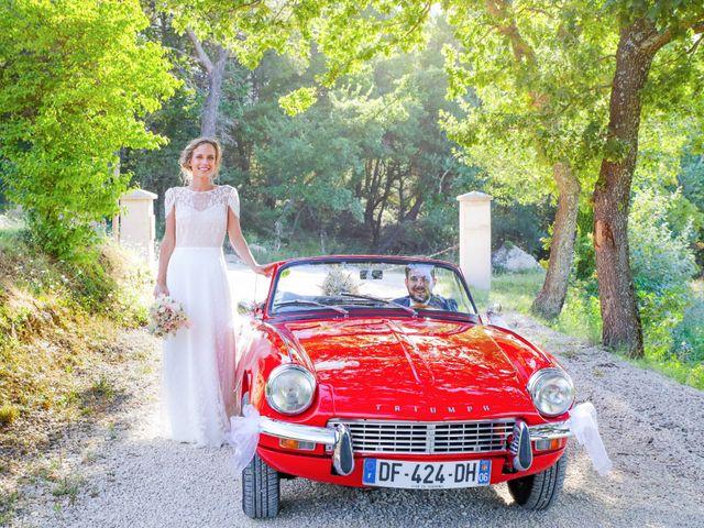 Le mariage de Augustin et Marie à Trets, Bouches-du-Rhône 44