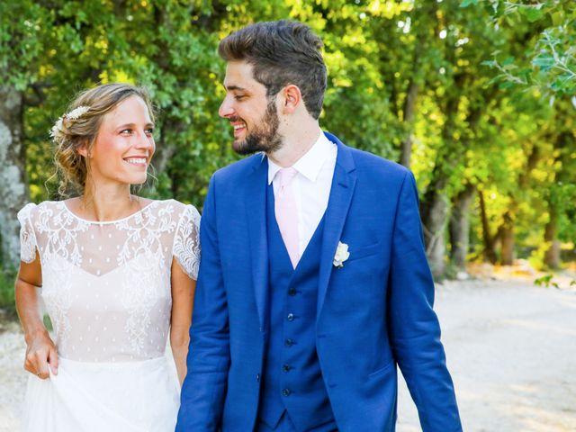 Le mariage de Augustin et Marie à Trets, Bouches-du-Rhône 50
