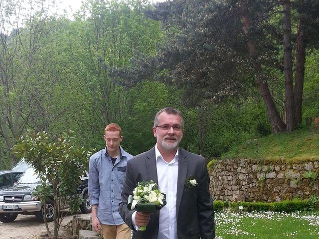 Le mariage de Isabelle et Philippe à Le Cheylard, Ardèche 14