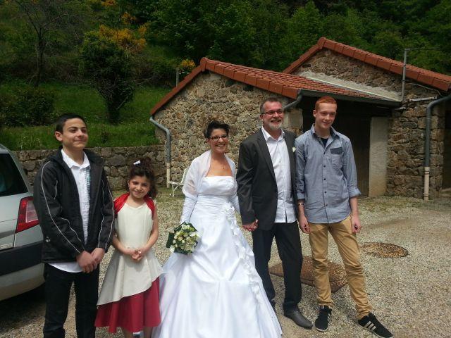 Le mariage de Isabelle et Philippe à Le Cheylard, Ardèche 18