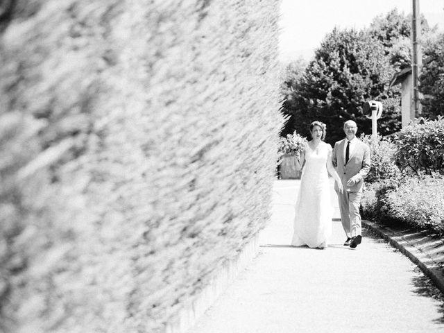 Le mariage de Antoine et Carine à Autrans, Isère 15