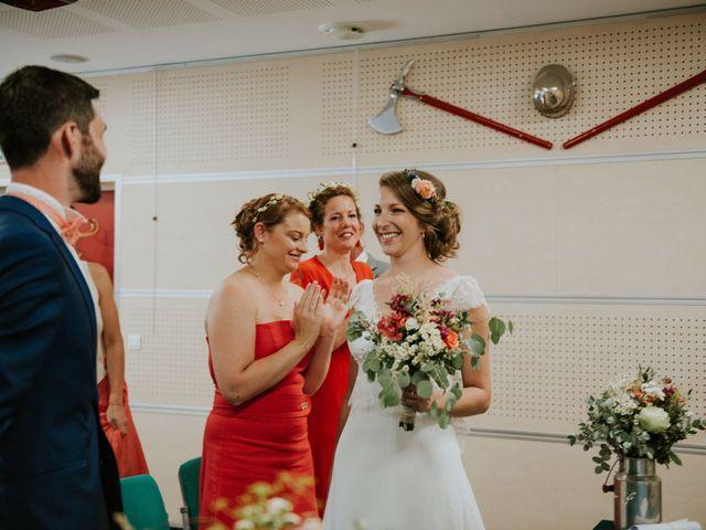 Le mariage de Antoine et Carine à Autrans, Isère 16