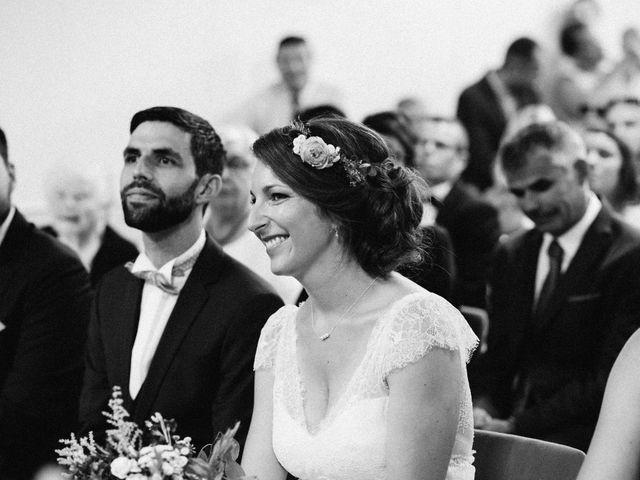 Le mariage de Antoine et Carine à Autrans, Isère 17