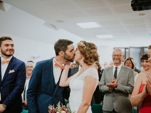 Le mariage de Antoine et Carine à Autrans, Isère 18