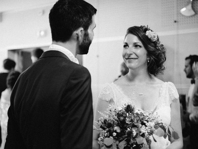 Le mariage de Antoine et Carine à Autrans, Isère 21