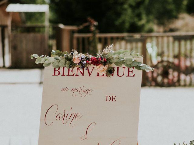 Le mariage de Antoine et Carine à Autrans, Isère 27