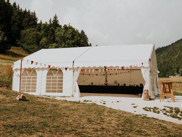 Le mariage de Antoine et Carine à Autrans, Isère 30