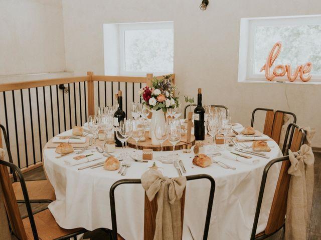 Le mariage de Antoine et Carine à Autrans, Isère 41