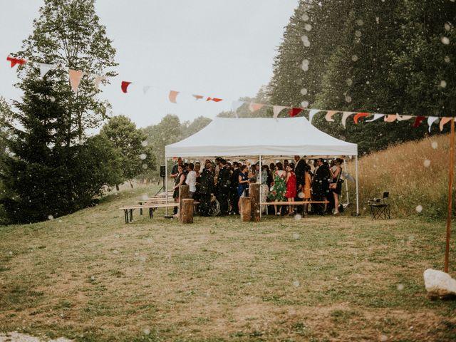 Le mariage de Antoine et Carine à Autrans, Isère 50