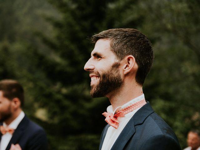 Le mariage de Antoine et Carine à Autrans, Isère 52