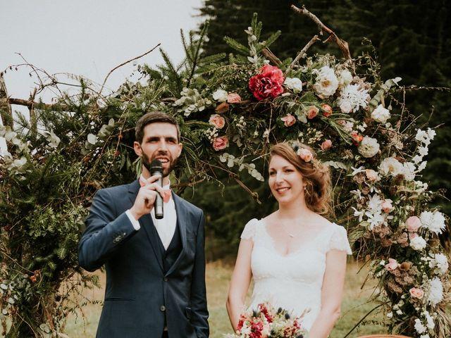 Le mariage de Antoine et Carine à Autrans, Isère 53