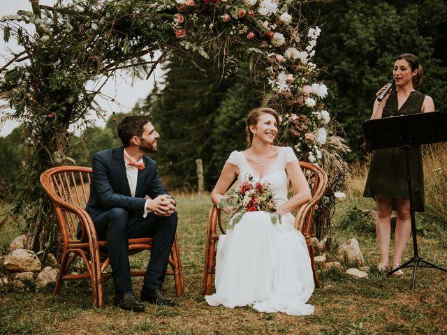 Le mariage de Antoine et Carine à Autrans, Isère 54
