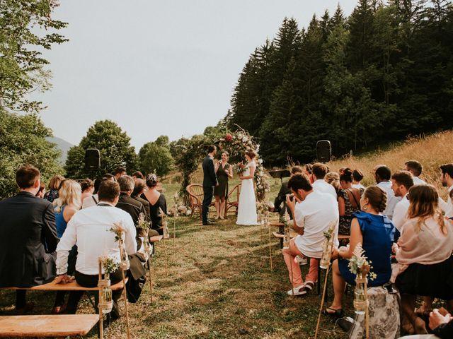 Le mariage de Antoine et Carine à Autrans, Isère 57