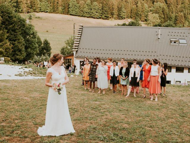 Le mariage de Antoine et Carine à Autrans, Isère 60