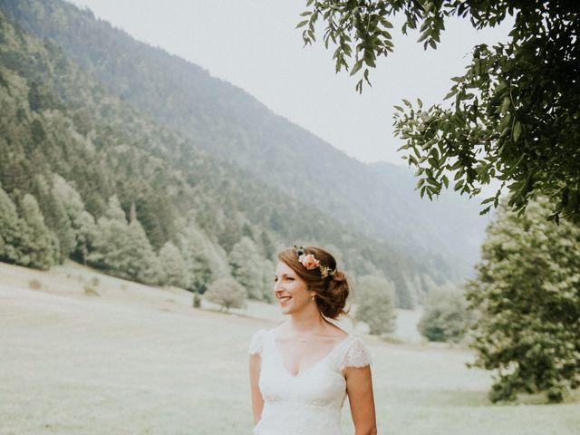 Le mariage de Antoine et Carine à Autrans, Isère 62