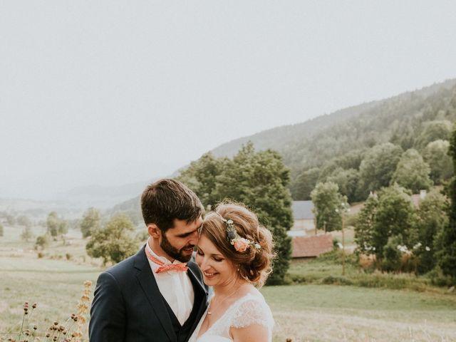 Le mariage de Antoine et Carine à Autrans, Isère 64