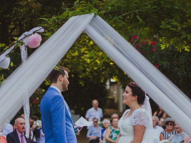 Le mariage de Kevin et Sinead à Sauveterre, Gard 6