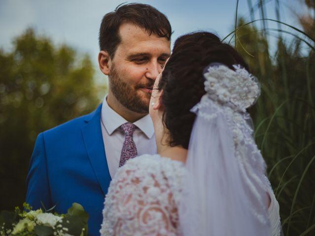 Le mariage de Kevin et Sinead à Sauveterre, Gard 7