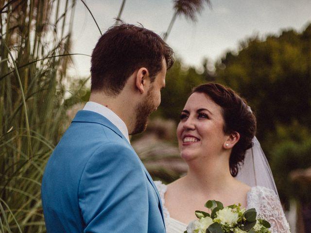 Le mariage de Kevin et Sinead à Sauveterre, Gard 8