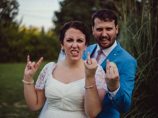 Le mariage de Kevin et Sinead à Sauveterre, Gard 9