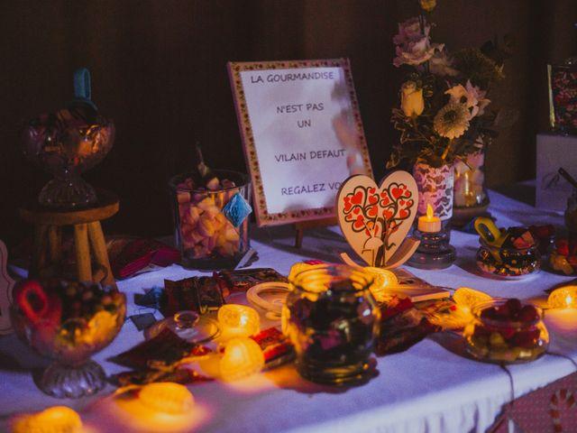 Le mariage de Kevin et Sinead à Sauveterre, Gard 11
