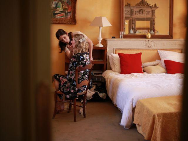 Le mariage de Arnaud et Ciara à Sarlat-la-Canéda, Dordogne 5