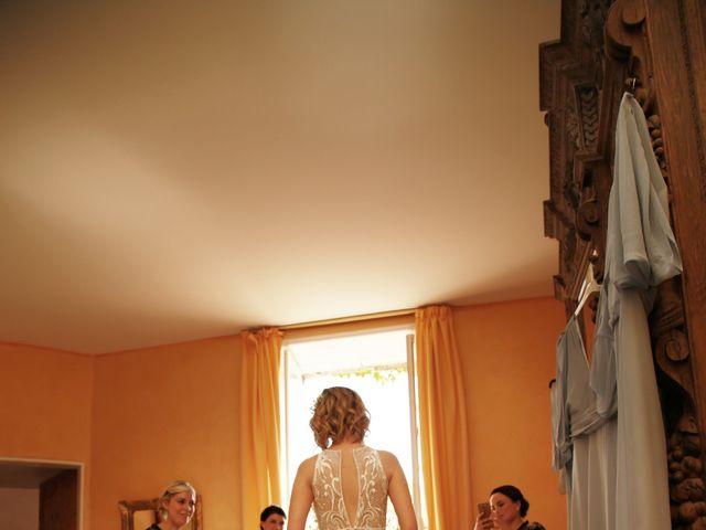 Le mariage de Arnaud et Ciara à Sarlat-la-Canéda, Dordogne 12