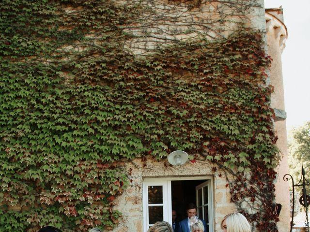 Le mariage de Arnaud et Ciara à Sarlat-la-Canéda, Dordogne 23