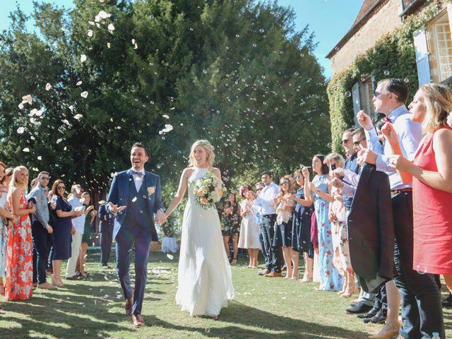 Le mariage de Arnaud et Ciara à Sarlat-la-Canéda, Dordogne 34
