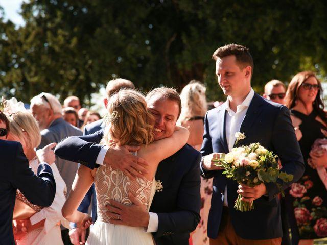 Le mariage de Arnaud et Ciara à Sarlat-la-Canéda, Dordogne 36