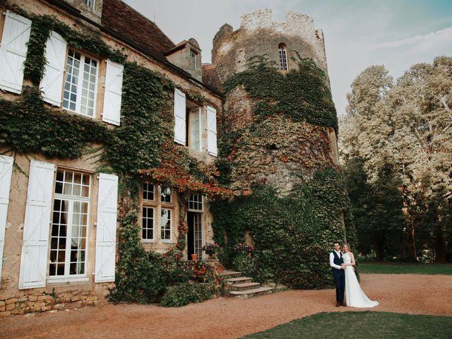 Le mariage de Arnaud et Ciara à Sarlat-la-Canéda, Dordogne 1