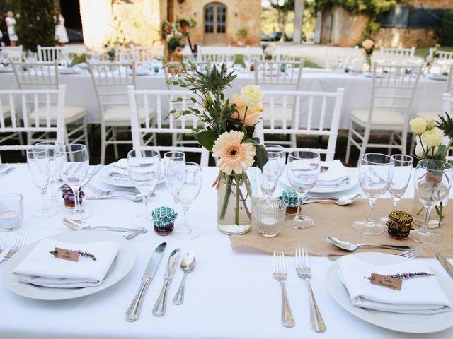 Le mariage de Arnaud et Ciara à Sarlat-la-Canéda, Dordogne 54