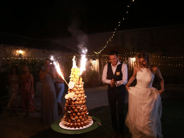 Le mariage de Arnaud et Ciara à Sarlat-la-Canéda, Dordogne 61