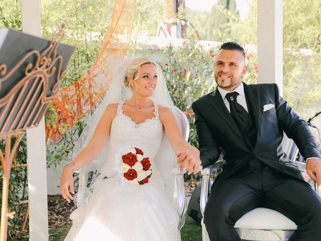 Le mariage de Melissa et Julien