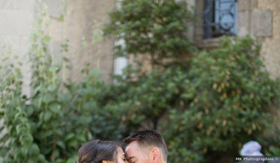 Le mariage de Ghislain et Laeticia à La Mothe-Achard, Vendée