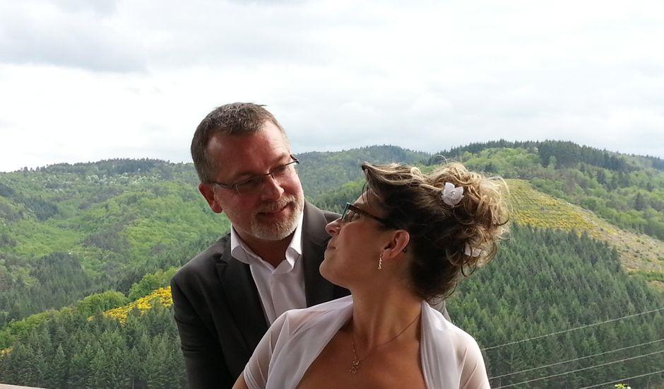Le mariage de Isabelle et Philippe à Le Cheylard, Ardèche