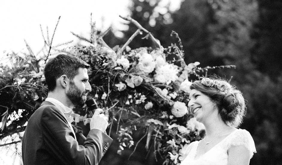 Le mariage de Antoine et Carine à Autrans, Isère