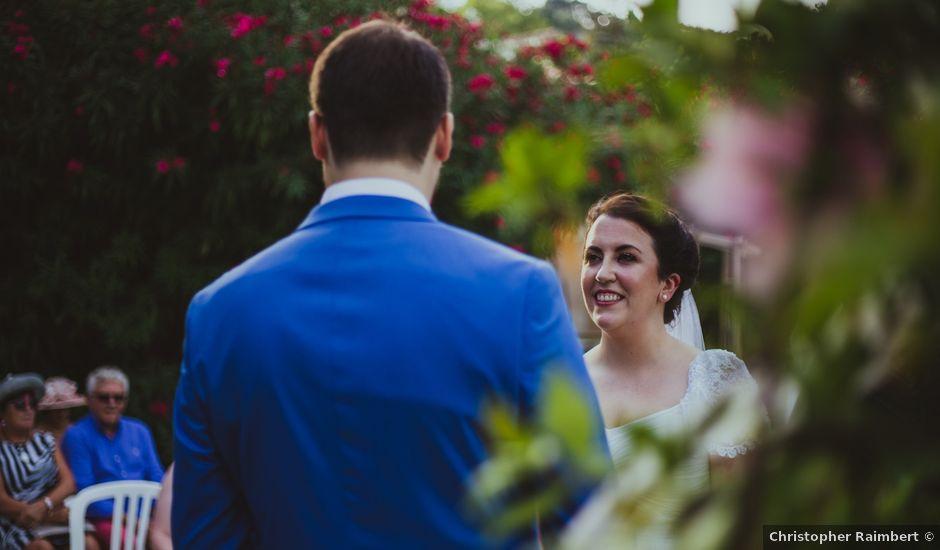 Le mariage de Kevin et Sinead à Sauveterre, Gard