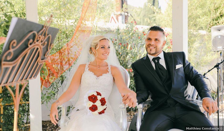 Le mariage de Julien et Melissa à Marseille, Bouches-du-Rhône