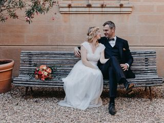 Le mariage de Oriane et Pierre-Antoine