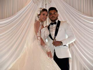 Le mariage de Thaini et Tylo