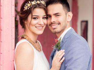 Le mariage de Laura et Oscar