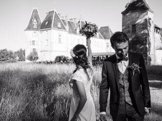 Le mariage de Amélie et Fred